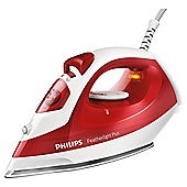 Philips Comfort GC1424/40 Steam Iron - Red