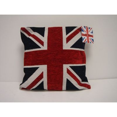 Rapport Union Jack Cushion Cover - Red