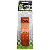 Madd Gear Stainless Scooter Dual Hole Flex Brake Kit 100mm- Orange
