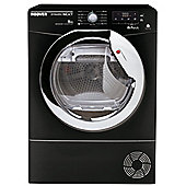 Hoover Condenser Tumble Dryer, DNCD813BB, 8kg load - Black
