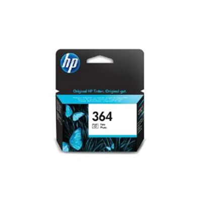 HP 364 Photo Black Ink Cartridge (Yield 250 Pages) for Photosmart 7510 e-All-in-One Printer