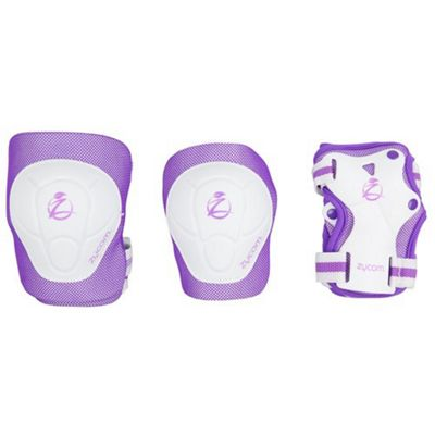 Zycomotion Child Combo Protection Pack - Lilac/White
