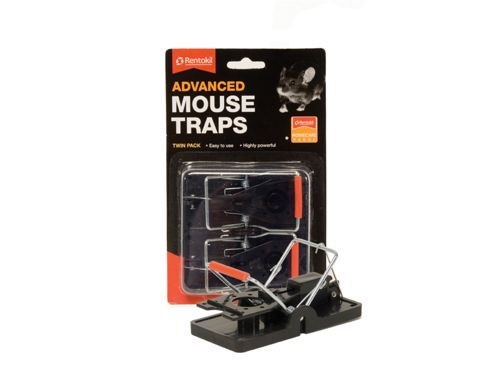 Renotkil Fm45 Advanced Mouse Trap X2