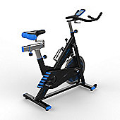 We R Sports RevXtreme VenomX Indoor Cycle Studio Exercise Bike with 22KG Flywheel Blue