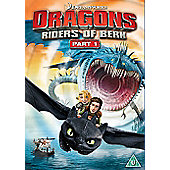 Dragons - Riders Of Berk DVD