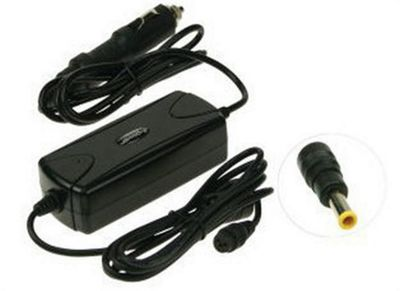 2-Power CAC0672A Auto 72W Black power adapter/inverter