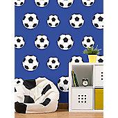 Goal Football Wallpaper - Dark Blue 9721