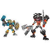 LEGO Bionicle Mask Maker vs. Grinder 70795