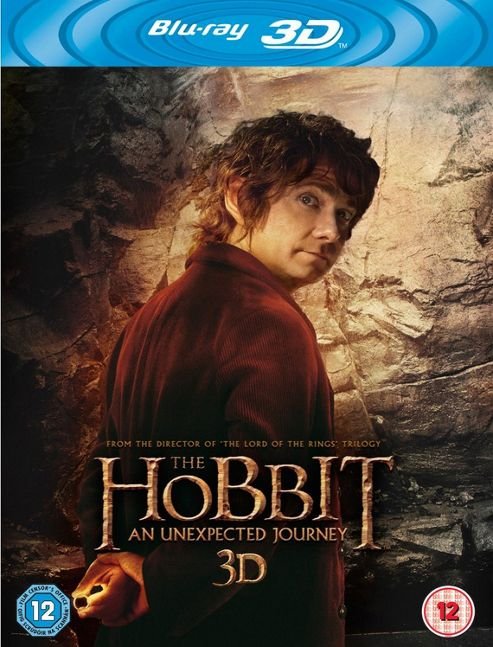 The Hobbit: An Unexpected Journey (Blu-Ray 3D + Blu-Ray + Uv Copy)