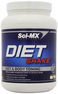 Sci-MX Diet Shake 1kg - Vanilla