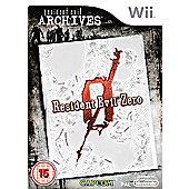Resident Evil Archives - Resident Evil 0