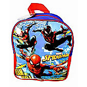 Spiderman 'Team Up' Arch School Bag Rucksack Backpack n