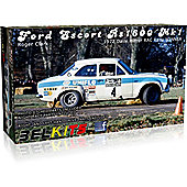 Belkits Ford Escort Mk1 RS1600 Roger Clark & Mason Rally Car Model Kit 1:24 007
