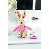 Rainbow Designs Flopsy Bunny Attachable Toy