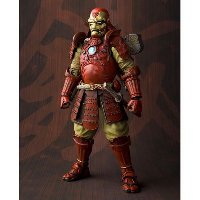 Tamashii Nations Ironman Mark 3 Samurai Movie Realisation Bandai Figure - 52620