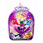 My Little Pony 'Friendship' Arch School Bag Rucksack Backpack