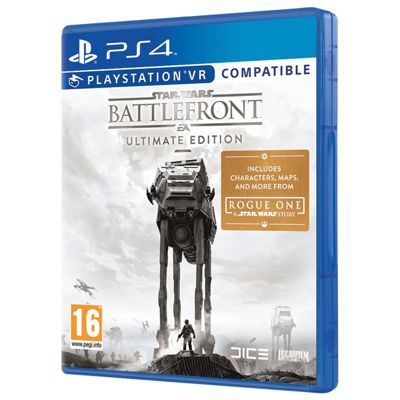 Star Wars Battlefront: Ultimate Edition PS4