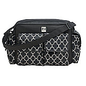 Ryco Nursery Baby Changing Bag (Willow Black)