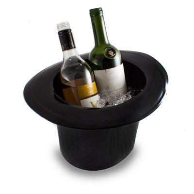 Top Hat Ice Bucket Vintage Wine Cooler