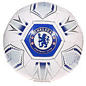 Chelsea FC Hex Official Supporter Football Soccer Ball - Size 5