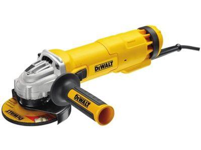 DEWALT DWE4206KL 115 mm 1010 W 110 V Mini Grinder With Kitbox