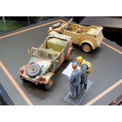 Tamiya 32501 Kubelwagen Type 82 1:48 Military Model Kit