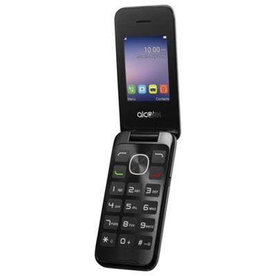 Alcatel 2051 Silver-SIM Free