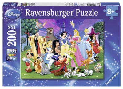 Ravensburger Disney Favourites XXL (200pcs)