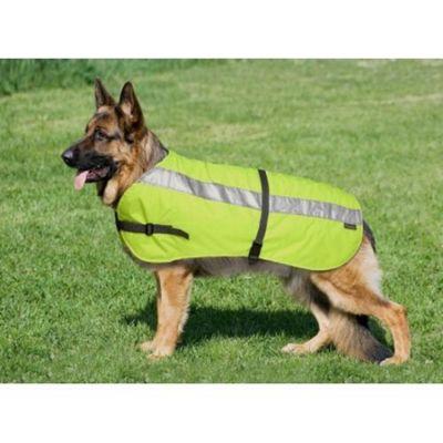 Flectalon Hi Viz Dog Coat 65cm