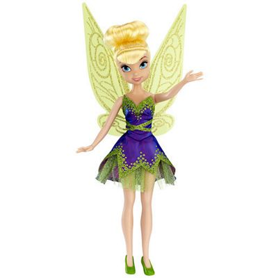 Disney Fairies 23cm Pirate Fairy Doll - Tinkerbell