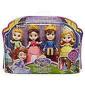"Sofia The First 3"" Family Pack"