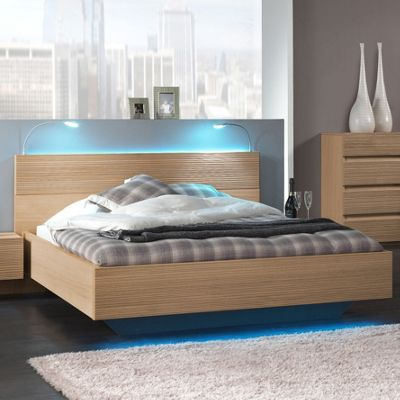Sleepline Diva Bed Frame European Double 140cm X 200cm Mat Lacquered
