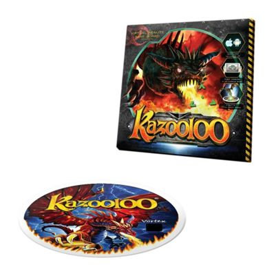 Kazooloo Vortex Board Game