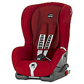 Britax Römer Duo Plus Car Seat, Group 1, Flame Red