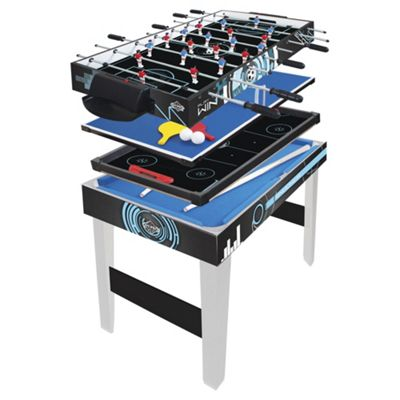 Tesco Hypro 3ft 4 In 1 Multi Games Table