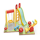 Le Toy Van Doll's House Outdoor Playset