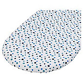 Penguin Printed2 Pack Moses Basket Fitted Sheets