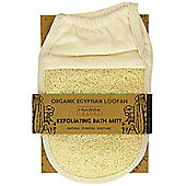 Hydrea London Organic Egyptian Loofah Exfoliating Glove