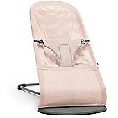 BabyBjorn Bouncer Bliss (Powder Pink Mesh)