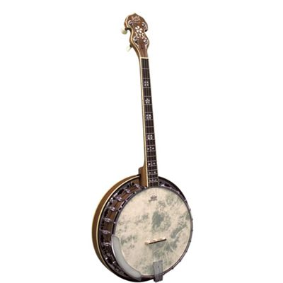 Barnes and Mullins Empress 4 String Tenor Banjo
