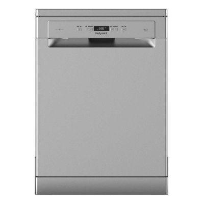 Hotpoint Ecotech HFC 3C26 W SV UK Dishwasher - Silver