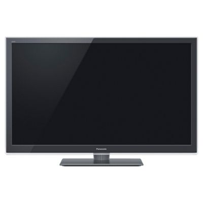 Panasonic TX-L37ET5B 37-inch Full HD 1080p LED Backlit TV with Freeview HD & 4x 3D Glasses
