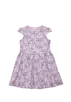 Disney Bambi Print Skater Dress - Pink/Multi