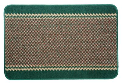 Dandy Kilkis Green Contemporary Rug - 50cm x 80cm