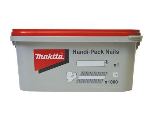 Makita Galvanised Ring Shank Nails Handi-Pack 2.9 x 50mm