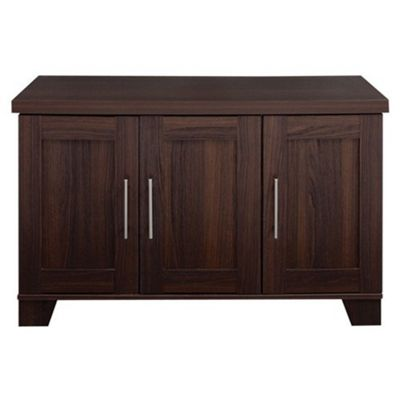 Caxton Royale 3 Door Sideboard in Dark Oak