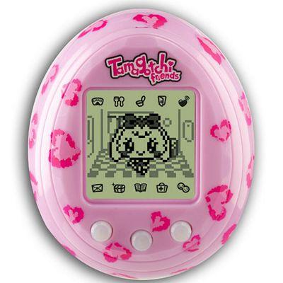 Tamagotchi Friends - Pink Heart Digital Friend