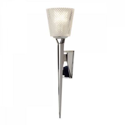 Polished Chrome Wall Light - 1 x 3.5W LED G9