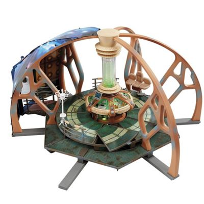 Doctor Who 10th Tardis Console Eletronic Playset