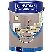 Johnstone's Matt Tester 75ml Coffee Cream
